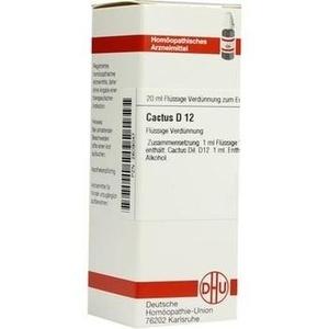 CACTUS D 12 Dilution
