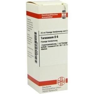 TARAXACUM D 6 Dilution