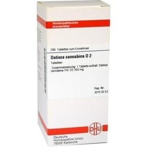 DATISCA cannabina D 2 Tabletten