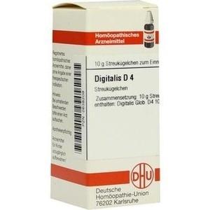 DIGITALIS D 4