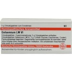 LM GELSEMIUM VI Globuli