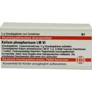 LM KALIUM phosphoricum VI Globuli