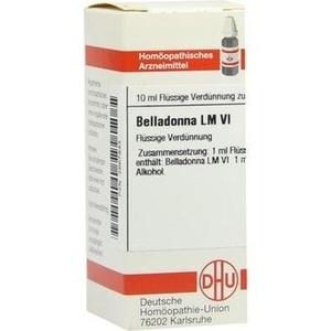 LM BELLADONNA VI Dilution