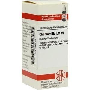 LM CHAMOMILLA VI Dilution