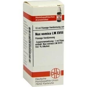 LM NUX vomica XVIII Dilution