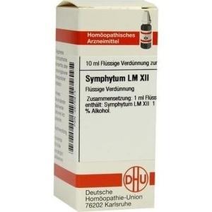 LM SYMPHYTUM XII Dilution