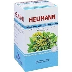HEUMANN Blasen- und Nierentee SOLUBITRAT uro