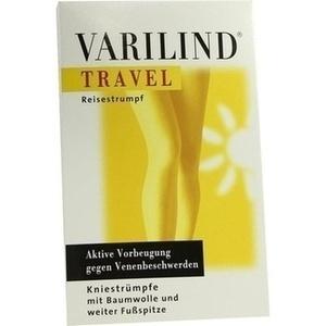 VARILIND Travel 180den AD XL BW anthrazit