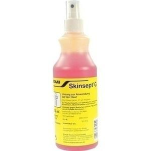 SKINSEPT G Hautdesinfektion Sprühflasche