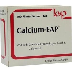 CALCIUM EAP magensaftresistente Tabletten