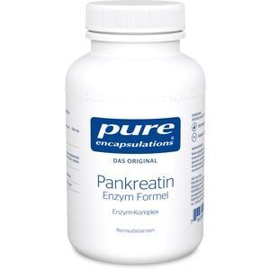 PURE ENCAPSULATIONS Pankreatin Enzym Formel Kaps.