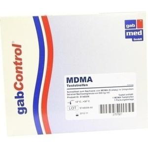 DROGENTEST MDMA Ecstasy Teststreifen 1 St