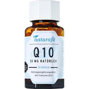 NATURAFIT Q10 30 mg Kapseln