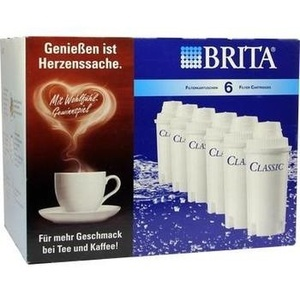BRITA Filter Classic Pack 6