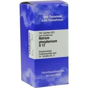 Biochemie 9 Natrium Phosphoricum D12 Tabletten