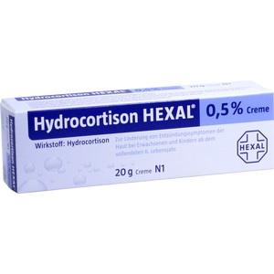 Hydrocortison HEXAL® 0,5% Creme