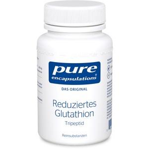 PURE ENCAPSULATIONS reduziertes Glutathion Kapseln