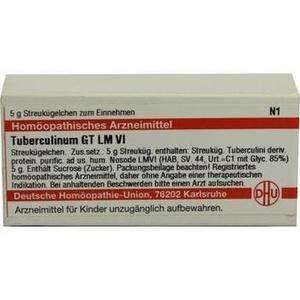 LM TUBERCULINUM GT VI Globuli