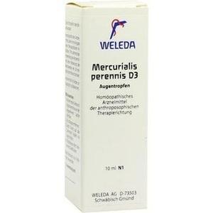 MERCURIALIS PERENNIS D 3 Augentropfen