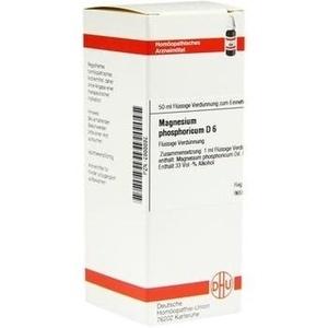 MAGNESIUM PHOSPHORICUM D 6 Dilution