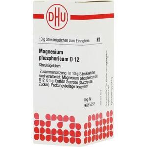 MAGNESIUM PHOSPHORICUM D 12 Globuli