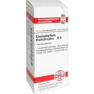 CAULOPHYLLUM THA D 4