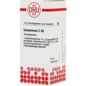 GELSEMIUM C 30 Globuli