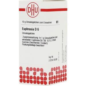 EUPHRASIA D 6