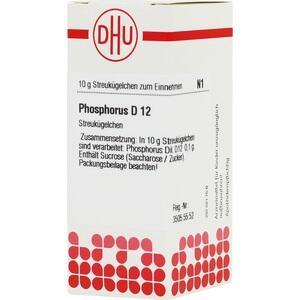 PHOSPHORUS D 12 Globuli