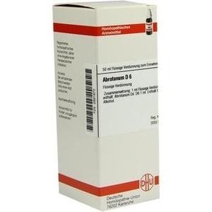ABROTANUM D 6 Dilution