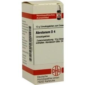 ABROTANUM D 4