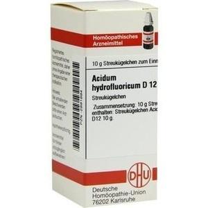 ACIDUM HYDROFLUOR D12