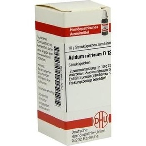 ACIDUM NITR D12