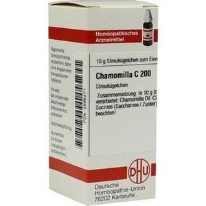 CHAMOMILLA C200
