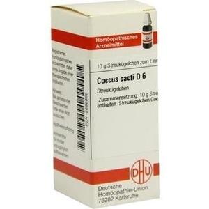 COCCUS CACTI D 6