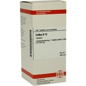 COFFEA D 12 Tabletten