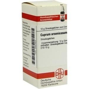 CUPRUM ARSENIC D10
