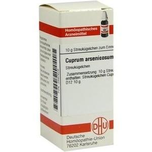 CUPRUM ARSENIC D12