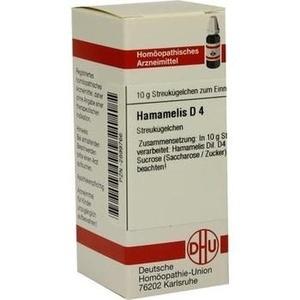HAMAMELIS D 4