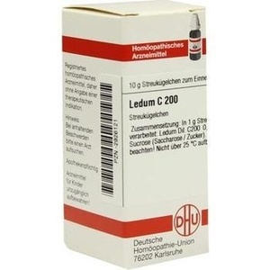LEDUM C 200 Globuli