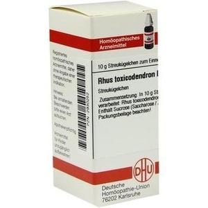 Rhus Toxicodendron D200 Globuli