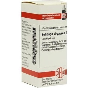 SOLIDAGO VIRGAUREA D 3 Globuli
