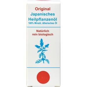 JAPANISCHES Heilpflanzenöl original