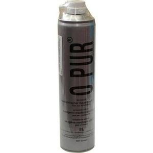 O PUR Sauerstoff Dose f.Maske Spray