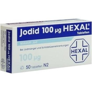 JODID 100 HEXAL Tabletten