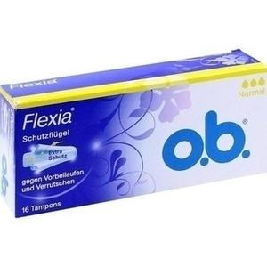 O.B. Tampons Flexia normal