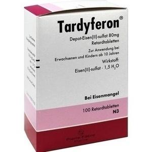 TARDYFERON Retardtabletten