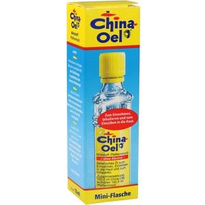 CHINA ÖL ohne Inhalator