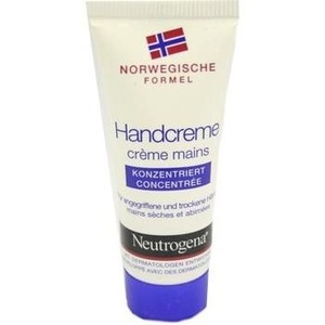 NEUTROGENA norwegische Formel Handcreme parfümiert