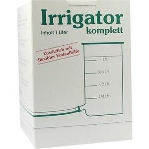 IRRIGATOR KOMPLETT Kunststoff 1 l
